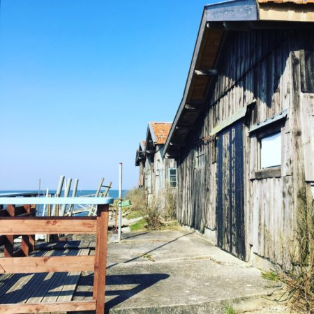 Le quai de la cabane des Jouët 680