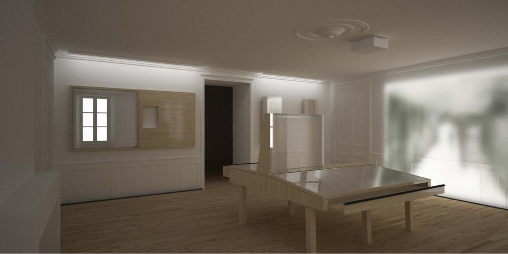 Maison natale de Georges Clemenceau — projet multimédia — Agence Titan, Nantes