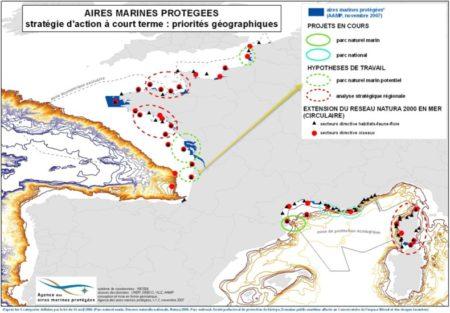Stratégie Aires Marines Protégées
