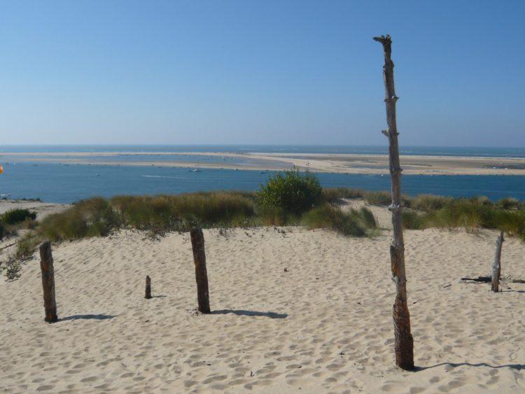 Arguin vu de la dune des Sablonneys