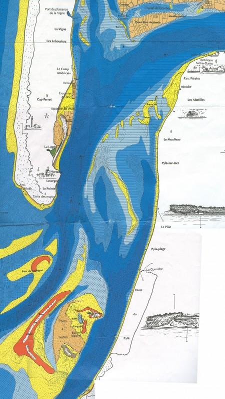 Extrait de la belle carte de Jean-Marie Bouchet, désormais disponible en ligne et géocodée (<a href=