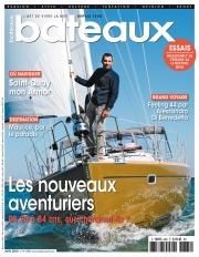 La dernière couverture du magazine Bateaux, juin 2015
