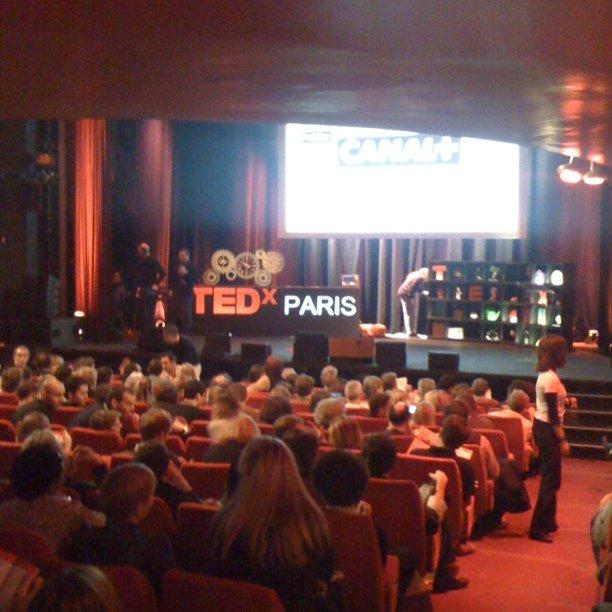 Julien Dehee : Au TEDx Paris, au suivre aussi sur Canal+