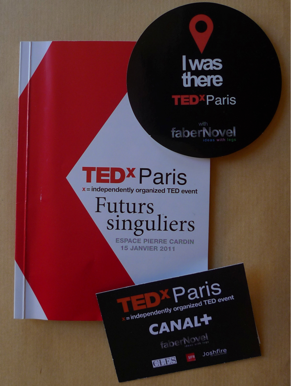 TEDx PAris fxb was there