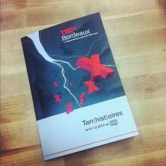 Le programme imprimé de TEDxBordeaux 2012 - Photo @emmroques