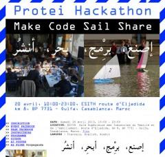 Le hackaton au Maroc